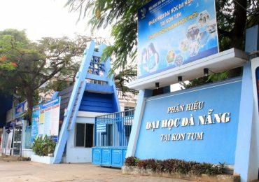 Điểm chuẩn Phân hiệu Đại học Đà Nẵng tại Kon Tum năm 2018 và chỉ tiêu tuyển sinh năm 2019