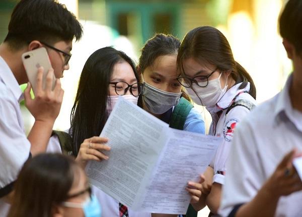 TPHCM đề xuất xét đặc cách tốt nghiệp THPT cho thí sinh thi đợt 2