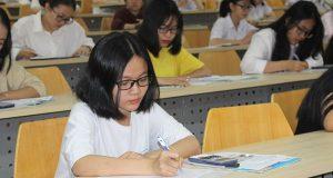 Đề thi THPT quốc gia 2020 có kiến thức của lớp 10 không?
