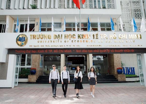 Trường Đại học Kinh tế TPHCM thêm phương thức xét tuyển năm 2021
